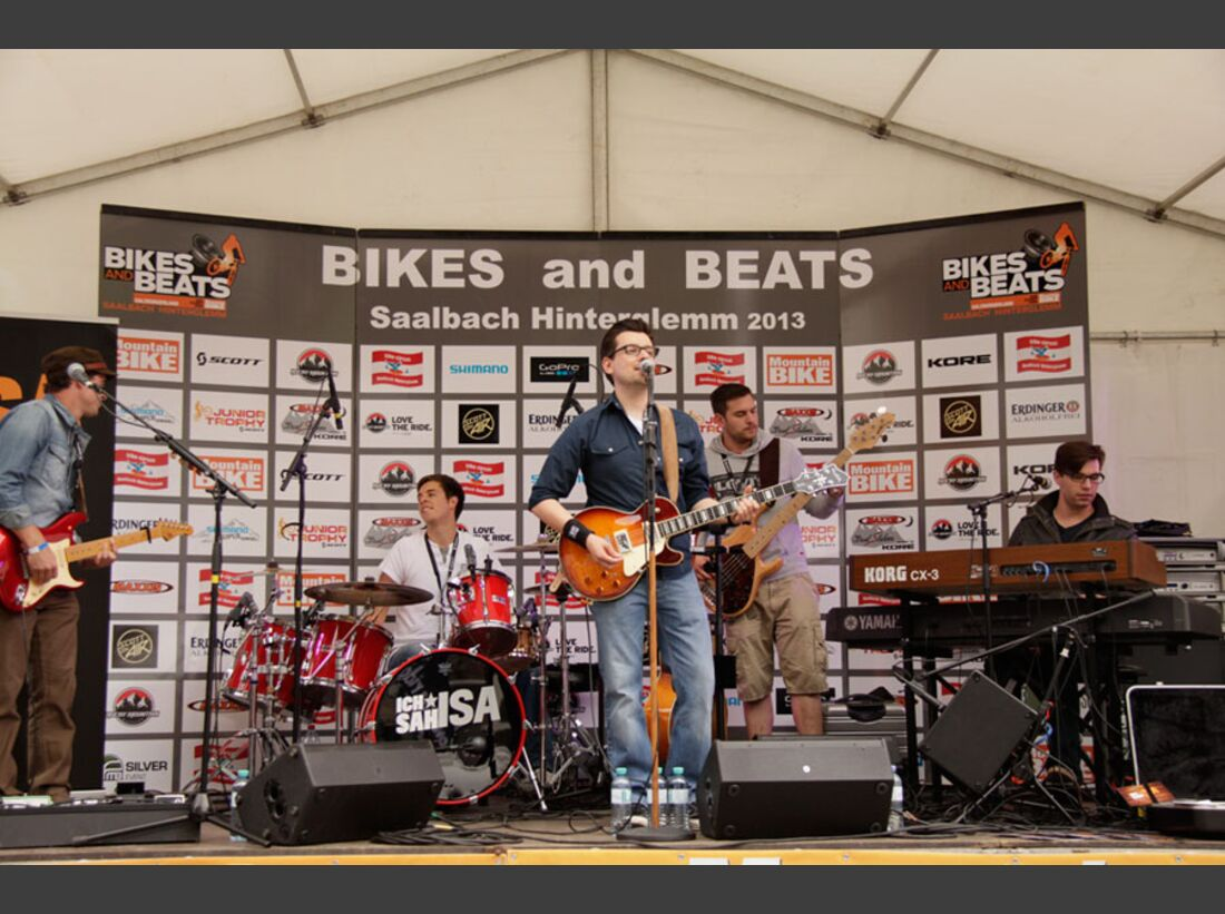 Bikes and Beats Tag 2 Impressionen: Mountainbike-Action, Musik und Festival 14