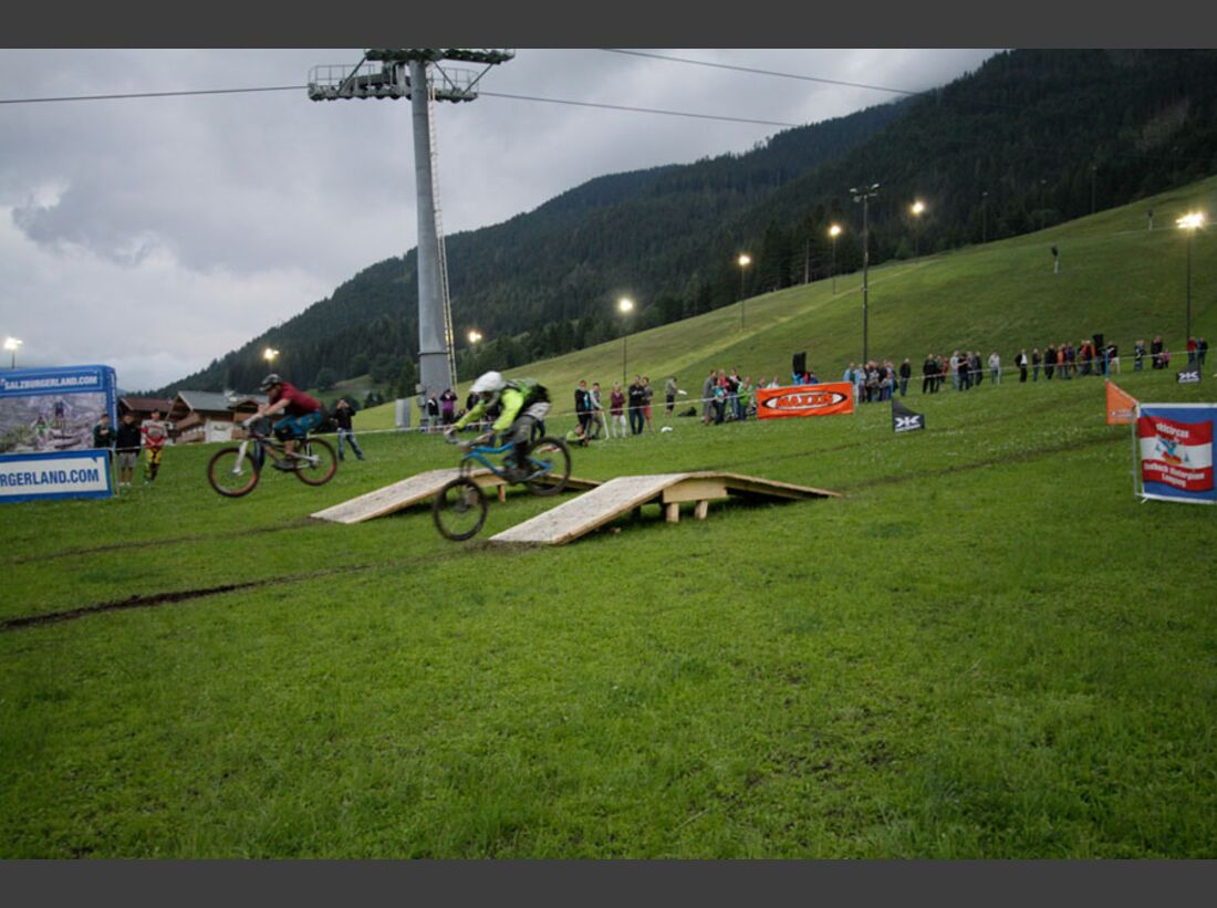 Freeride-Pros und Ska-Party bei Bikes and Beats 4