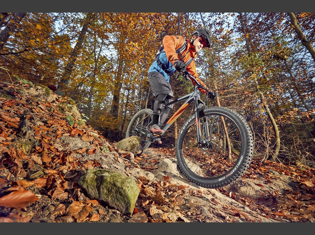 MB 0119 Trail Hardtail Test MS Cube Reaction TM Pro Bild 1