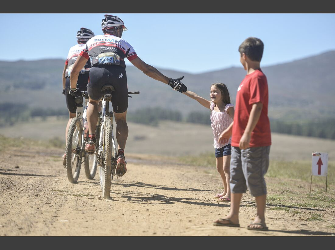 MB Cape Epic 2014 6. Etappe