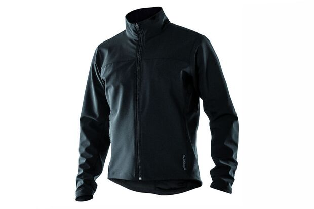 MB-De Marchi Stretch Softshell Black