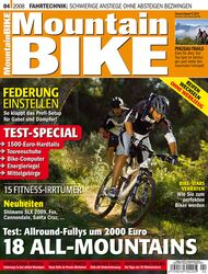 MB Heft April 2008 Cover