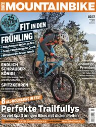 MB MOUNTAINBIKE 03/17 Heftcover