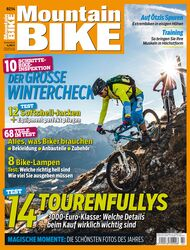 MB MountainBIKE 02/14 Heft-Cover