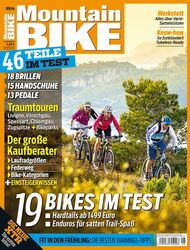 MB MountainBIKE 05/14 Heft-Cover
