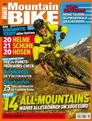 MB MountainBIKE 05/15 Heft-Cover