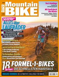 MB MountainBIKE 12/13 Heft-Cover