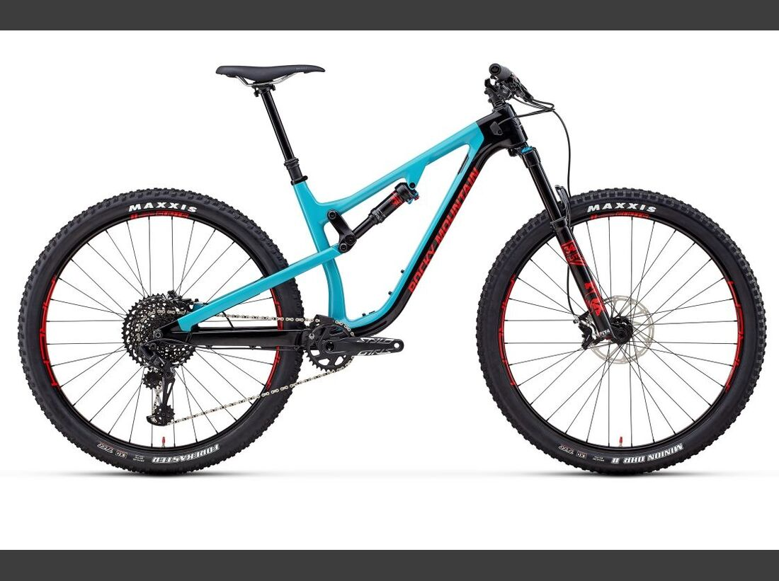 MB Rocky Mountain Instinct C70 2018