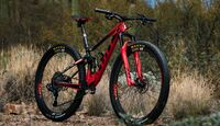 MB Scott SRAM MTB Racing Team Kate Courtney 2019 Scott Spark Bild 1