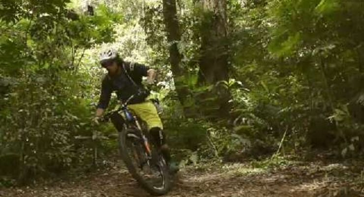 MB Video Surfing Trails in Bali ION Bike