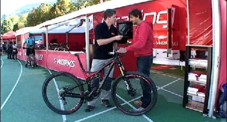 MountainBIKE Testival 2011 - Specialized Stumpjumper FSR 29