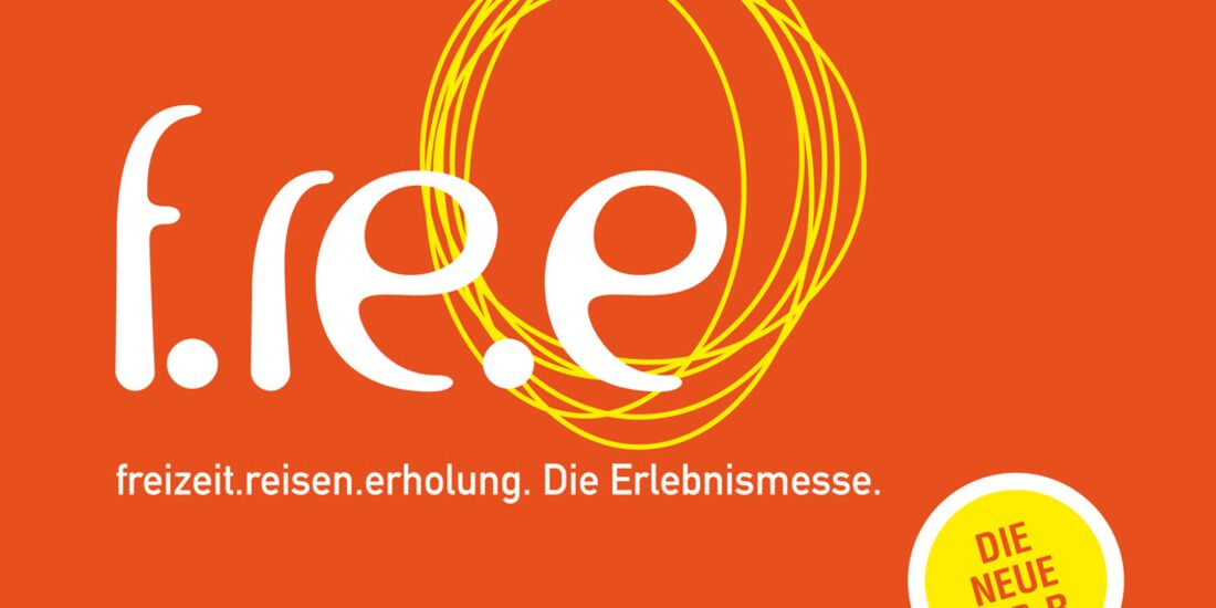 ODC alle f.re.e FREE Messe Logo